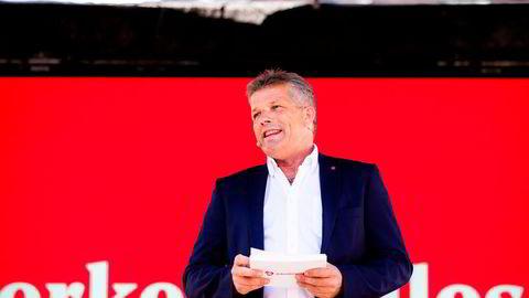 Hva med å utnevne Ap-nestleder Bjørnar Skjæran til Norges første yrkesfagminister, spør Hilde Widerøe Wibe.