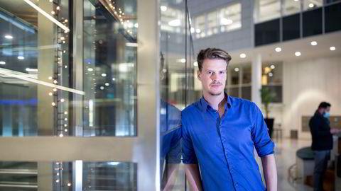Daglig leder i Arcane Crypto, Torbjørn Bull Jenssen, er ikke videre bekymret for det økende politiske presset fra kinesiske myndigheter.