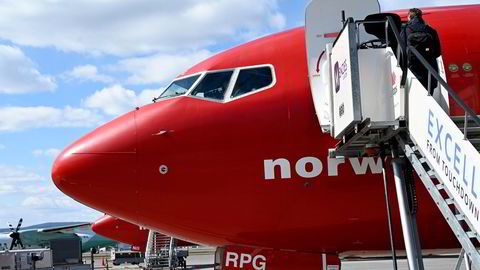 Norwegian hadde god passasjervekst i september.