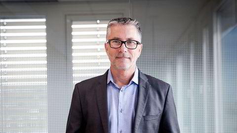 Christian Laulund, leder i Norske SAS-flyveres forening.