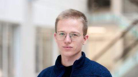 Programutvikler Torkel Rogstad i Arcane Crypto og Teslacoil mener ingen har mistet penger som følge av at noen har brukt samme bitcoin i to transaksjoner.