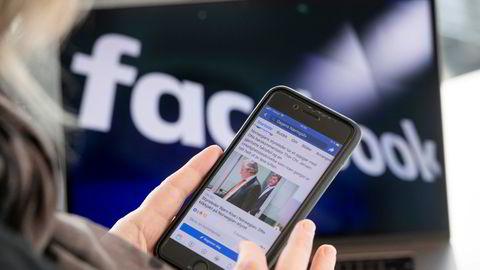 Vi selger ikke personlig identifiserbare data til tredjepartsaktører, skriver Martin Ruby og Joachim Benno i Facebook.