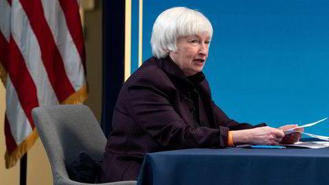 USAs nye finansminister, Janet Yellen, foreslår en internasjonal minsteskatt for selskaper på 21 prosent. Initiativet er velkomment og bør støttes av Norge.