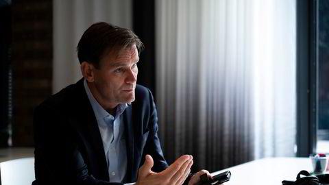 Nel-sjef Jon André Løkke mener det sterke hydrogenmarkedet gjør at selskapet har behov for mer kapital. Sist gang selskapet gjennomførte en rettet emisjon var i juni i fjor.