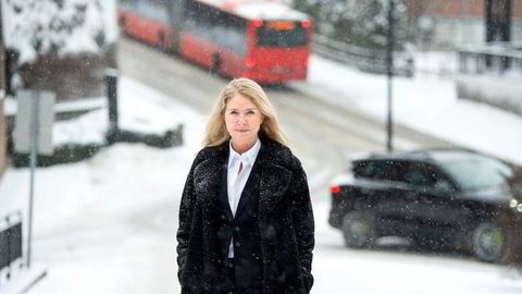 – Da jeg kom inn i selskapet var deler av Mesta på vei i utforbakke, sier administrerende direktør Marianne Bergmann Røren i Mesta.