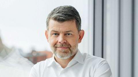 Øyvind Oanes er ny sjef i Komplett Bank.