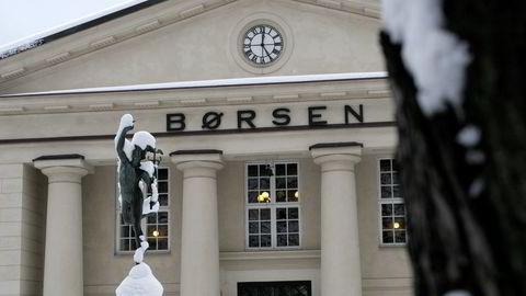 Oslo Børs åpnet først ned, men har siden snudd til svak oppgang