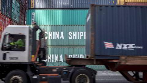 Kina går strategisk til verks for å sikre seg det de ønsker. Ett eksempel er «Made in China 2025», skriver artikkelforfatteren.
