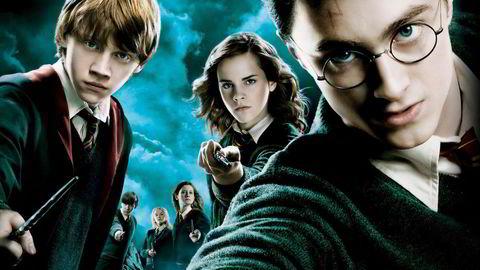 Harry Potter. ---