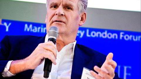 Borr Drilling-grunnlegger Tor Olav Trøim.