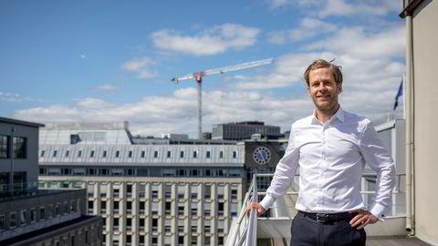 – Det skjer veldig mye spennende i Norge nå, sier Rolf Torsøe fra sine kontorlokaler i Oslo til DN.