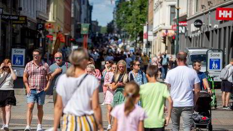 Mens Norge har svært lav inntektsulikhet, er formuesulikheten høy, skriver Kristoffer Berg.
