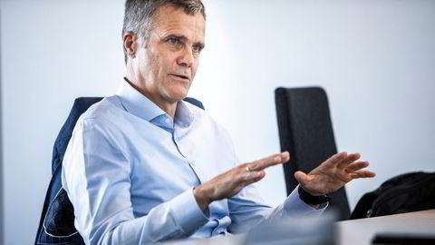 Helge Lund var sjef i Equinor (da Statoil) til 2014. I dag er han styreleder i britiske BP.
