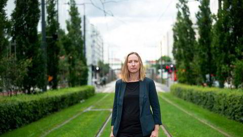Sjeføkonom Kjersti Haugland venter at boligprisene steg forsiktig i juli, men at boligmarkedet vil kjøles ned ytterligere i månedene fremover.