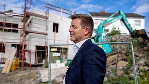 – Det sier seg selv at de utnytter sin dominante posisjon, sier administrerende direktør Knut Strand Jacobsen i Byggmesterforbundet om Moelvens prisøkninger.