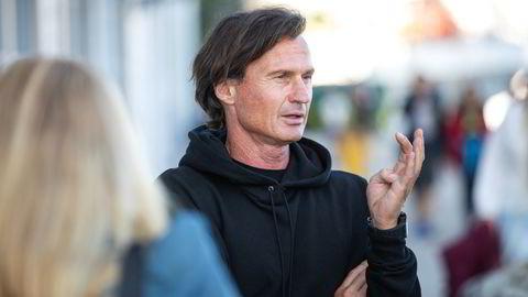 Petter Stordalen har tapt mye penger på it-satsingen Cenium.
