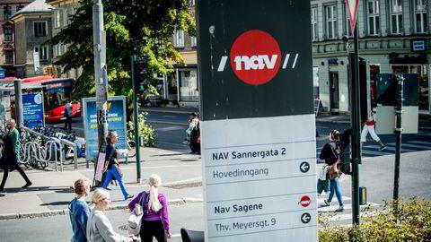 Arbeidsledigheten i Norge har falt betydelig i takt med gjenåpningen av samfunnet.