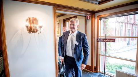 Tor Olav Trøim er styreleder og tredje største eier i rederiet Golar LNG, som vurderer tidspunkt for potensiell relansering av en børsnoteringsprosess i Hygo Energy Transition.