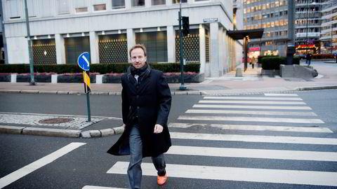 Norske Christian Sinding er sjef for svenske fondsgiganten EQT.