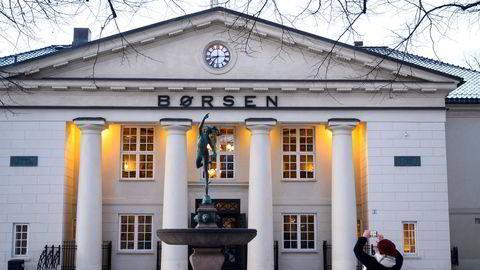 Oslo Børs endte i minus tirsdag.