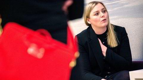 Avviser Støre-kritikk: Høyres nestleder Tina Bru avviser at Høyre kan klandres for økte forskjeller i samfunnet.