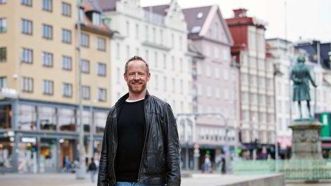 Bergenser Jesper Algaard bak oppstarten Friendr ser lyst på fremtiden etter sist måneds kapitalinnhenting.