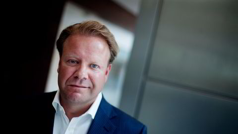 Eiendoms- og aksjeinvestor Lars Nilsen økte resultatet med nesten 100 millioner kroner i fjor.