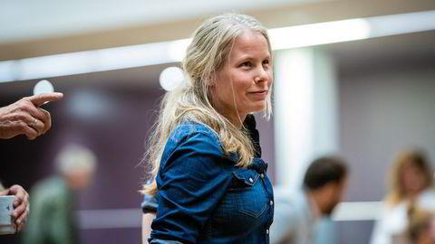 Sier nei til vindkraft på land: Nestleder i SV, Kirsti Bergstø.