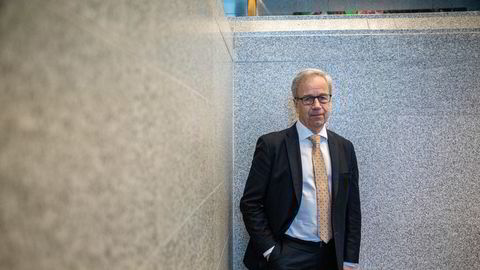 – Boligprisveksten vil etter vår vurdering mest sannsynlig dempes de neste par tre årene, sier sentralbanksjef Øystein Olsen.