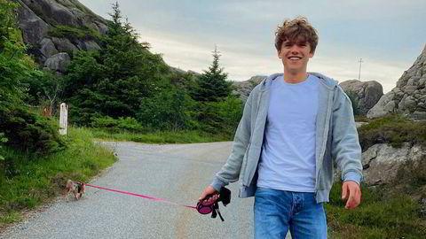 Fantasyfond ukevinner. Herman Skjensvold Rosenkilde vant første uke av Fantasyfond høsten 2021.