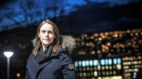 Tekna-president Lise Lyngsnes Randeberg mener etterspørselen etter høyere teknologisk og realfaglig kompetanse er stor under koronakrisen.