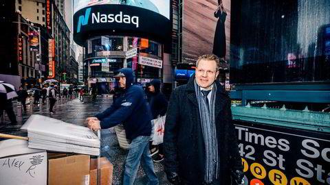 – Det har vært en lengre periode hvor markedet har gått godt, sier investeringsdirektør Leif-Rune Rein i Nordea Liv.