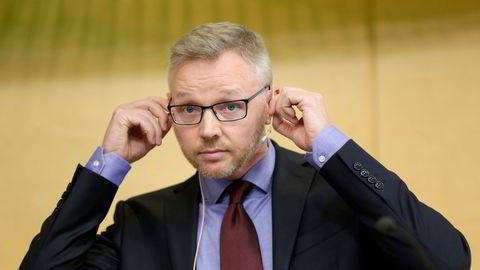 Martin Skancke har ledet utvalget som har sett på Oljefondets klimarisiko.