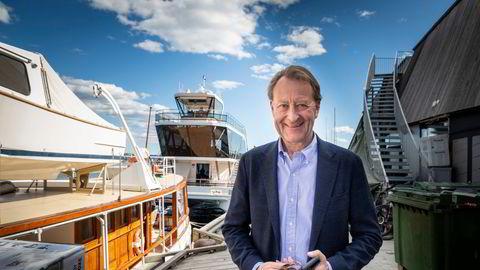 Investor Bjørn Rune Gjelsten kan notere seg nok et godt år for sitt investeringsselskap Gjelsten Holding.