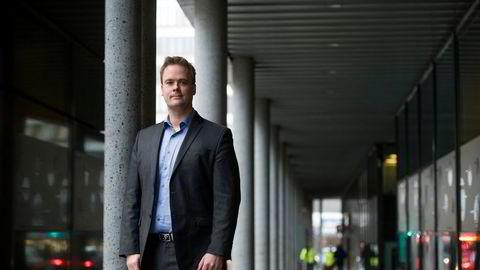 Hvem er disse «grådige hjelperne» Endre Jo Reite (bildet) refererer til, spør Sten Arnesen.