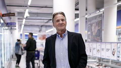 Tom Kristiansen har vært i Rema-systemet siden 1997, og gjør nå comeback som sjef for Rema 1000 Norge.