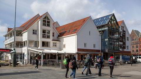 Tapt varelager på grunn av stenging er noe av det som ikke blir kompensert, ifølge Tom Greni, daglig leder ved Zachariasbryggen Restauranthus (bildet) i Bergen.