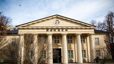 Oslo Børs.