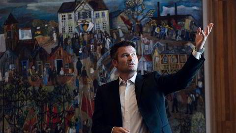 Roger Bjørnstad solgte selskapet sitt til Fafo, med stor gevinst, da han begynte i LO. Det året hadde selskapet en egenkapitalavkastning på 133 prosent, skriver Steinar Juel.