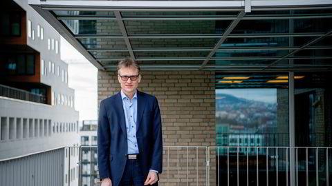 Seniorøkonom Knut Magnussen i DNB Markets mener høyere inflasjonsforventninger er hovedårsaken til at de lange rentene i USA har steget.