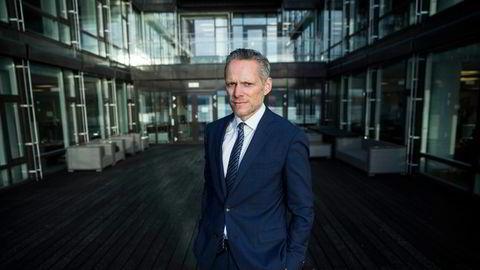 – Jeg tror at jo lengre denne euforien i markedet får lov til å løpe, desto større blir risikoen for at vi skal ende opp med en hard landing, sier sjefstrateg Christian Lie i Danske Bank.