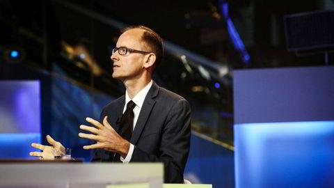 Sjeføkonom Torsten Slok i Apollo mener aksjemarkedene vil fortsette å stige så lenge rentene er lave.