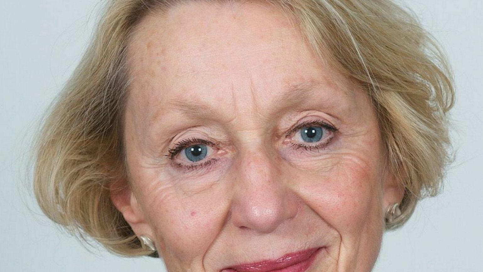 Anne Inger Helmen Borge