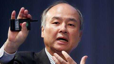 Masayoshi Son er blitt Japans rikeste mann fra investeringer i internett- og teknologiselskaper. Han er skeptisk til rollen superintelligente roboter vil få.