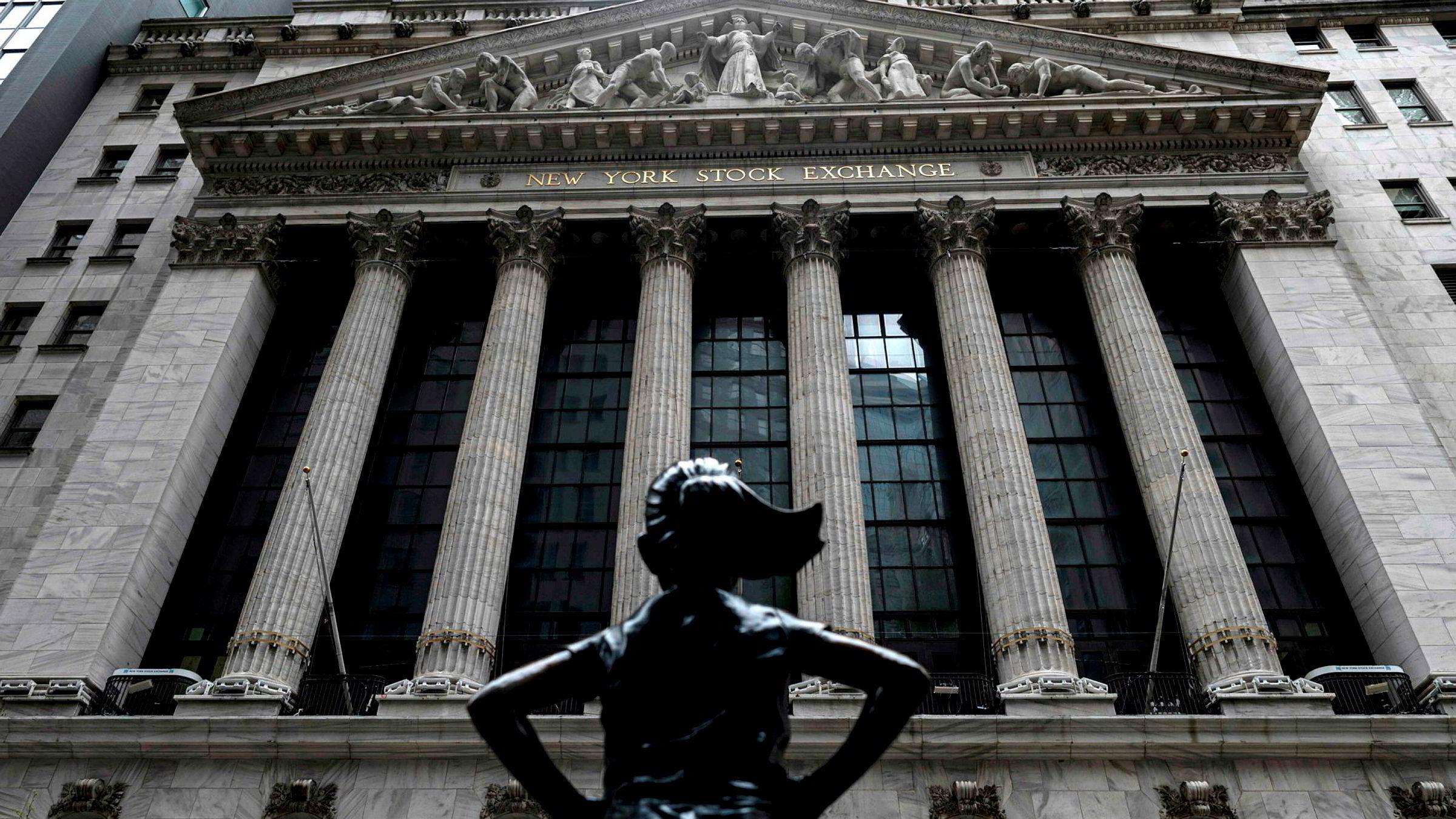Ikke engang 36,5 millioner arbeidsledige amerikanere kan stoppe Wall Street.