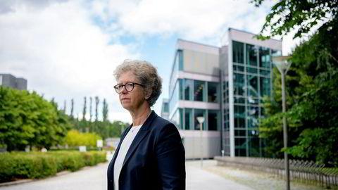 – Jeg er imponert over hvordan organisasjonen har mobilisert – at vi har klart balansen mellom smitteverntiltak og å holde anleggene i gang, sier Hydro-toppsjef Hilde Merete Aasheim.