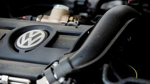 Volkswagen satser stort på å erstatte dagens bensin- og dieselbiler med el- og hybridmodeller. Foto: Vegard Wivestad Grøtt / NTB scanpix