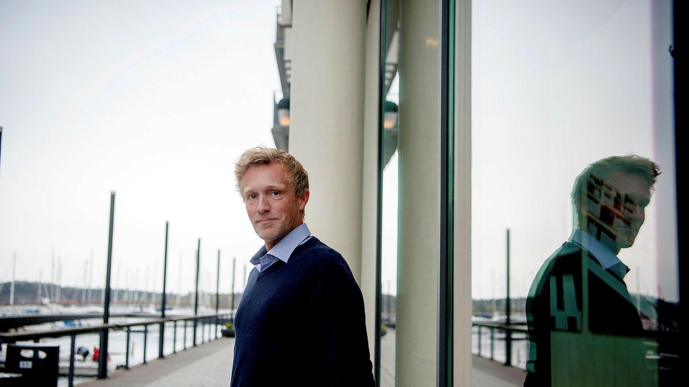 Martin Mølsæters fond First Generator A ble hardt rammet av koronavirusutbruddet i januar.