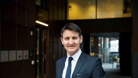 Nils Kristian Knudsen, rente- og valutastrateg i Handelsbanken.