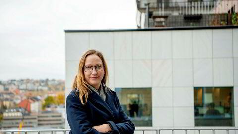 Kjersti Haugland, sjeføkonom DNB Markets, er glad for å se at detaljomsetningsoppgangen fortsatte i mai.